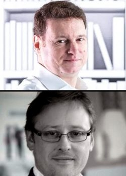 Cyril Fakiri et Nicolas Mahé, CTO et expert Solutions chez Lenovo DataCenter Group France