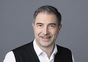 Sylvain Harault, directeur Sales Consulting Europe du Sud et de l'Ouest chez PegaSystems.