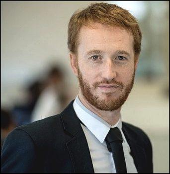 Ludovic Kessler-Faucon, directeur SI et Digital des fonctions supports chez Saur