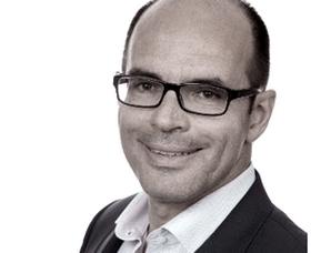 Stéphane Le Cam, directeur de l'engineering et de l'innovation chez Kyriba