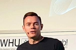 Daniel Klein, cofondateur et CEO chez SumUp