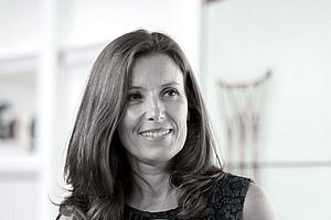Corinne Bidallier, directrice générale France de Cornerstone On Demand