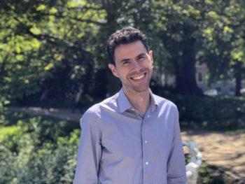 Georges Gomes, CEO DivRiots