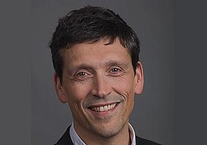 Hubert Cotté, directeur général de Workday France