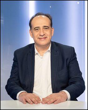 Fadi Naffah, directeur général France, Moyen-Orient et Afrique chez Celonis