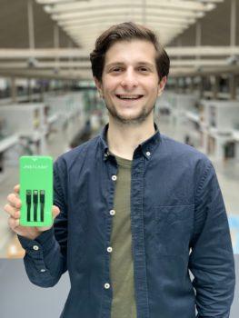 Lucas Di Franco, cofondateur et CEO de OneFlash : les projets de la start-up