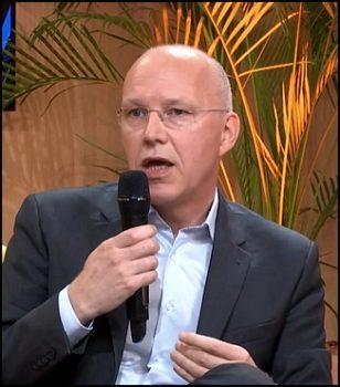 Simon Decarpentries, responsable Innovation chez NetApp