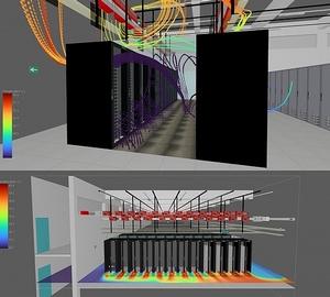 Un datacenter piloté par intelligence artificielle, y compris via le portail client pour son infrastructure.