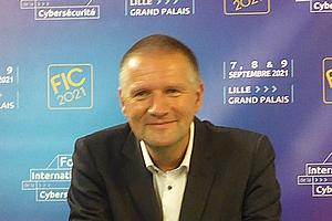 Guillaume Poupard, directeur de l'Agence Nationale pour la Sécurité des Systèmes d'Information