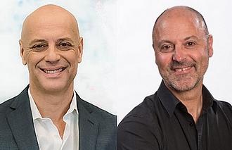 Paulo Rosado et Rui Pereira récemment