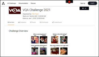 Challenge mondial VQA: une compétition de haute volée
